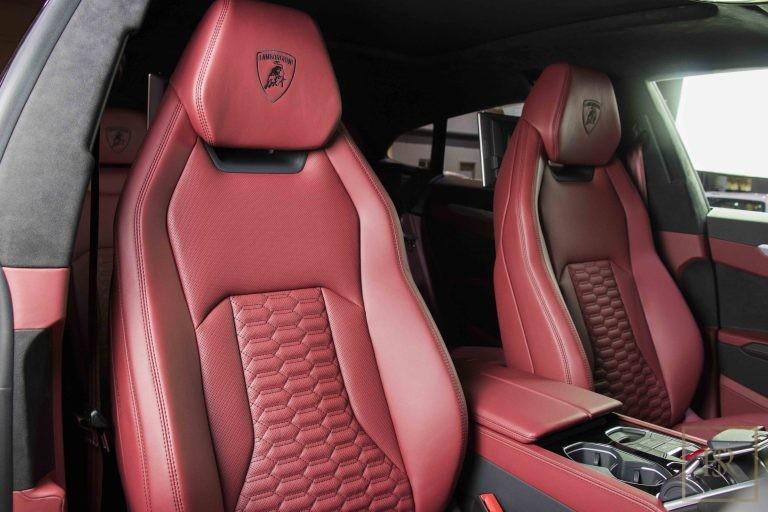 used Lamborghini URUS for sale dubai