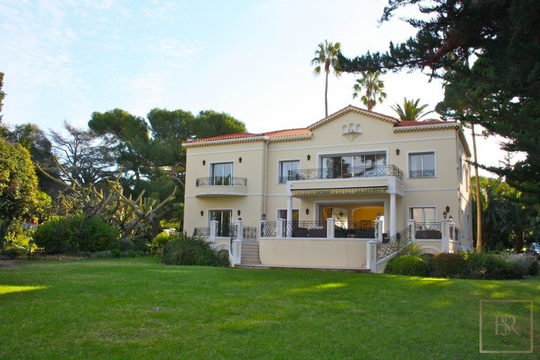 Villa West Side 10 BR - Cap d'Antibes, French Riviera vacation rental For Super Rich