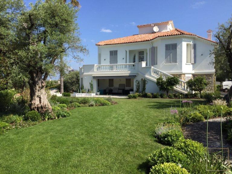 Villa Art Deco 6 BR - Cap d'Antibes, French Riviera 126300 Month rental For Super Rich