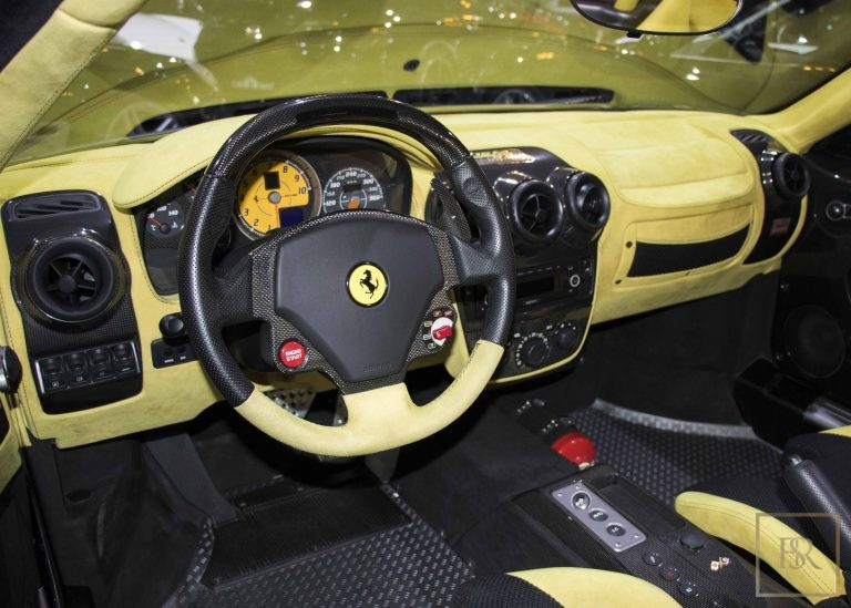 used Ferrari F430 Scuderia Spider 16M for sale exotic cars