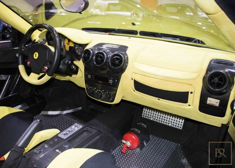 used Ferrari F430 Scuderia Spider 16M for sale luxury car