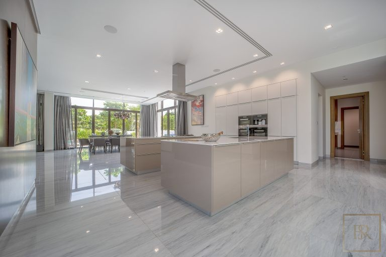 Villa Contemporary 8BR - Mansion District One, Dubai, UAE available for sale For Super Rich