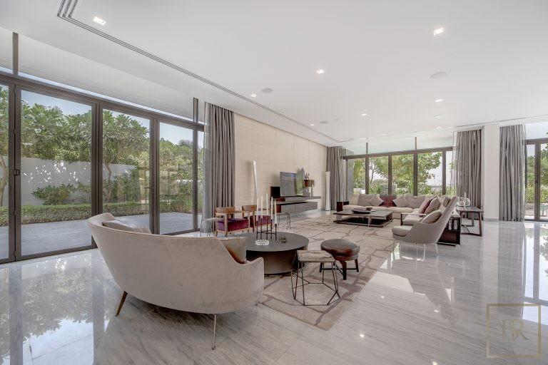 Villa Contemporary 8BR - Mansion District One, Dubai, UAE search for sale For Super Rich