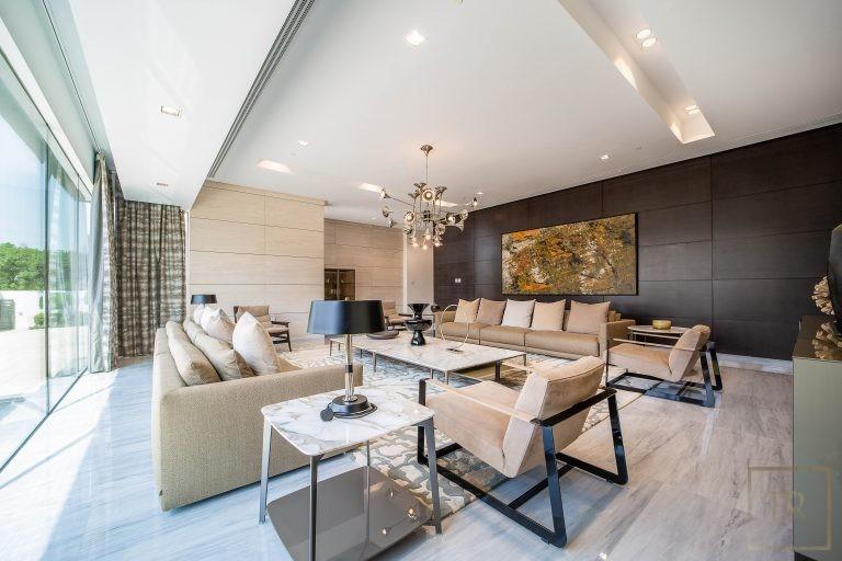 Villa Contemporary 8BR - Mansion District One, Dubai, UAE property for sale For Super Rich