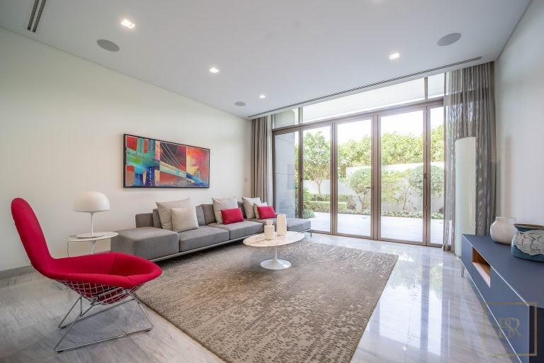 Villa Contemporary 8BR - Mansion District One, Dubai, UAE best for sale For Super Rich