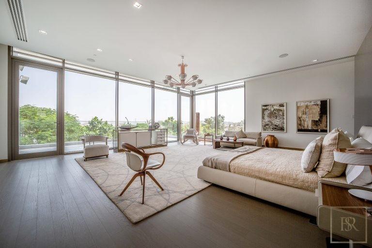 Villa Contemporary 8BR - Mansion District One, Dubai, UAE price for sale For Super Rich