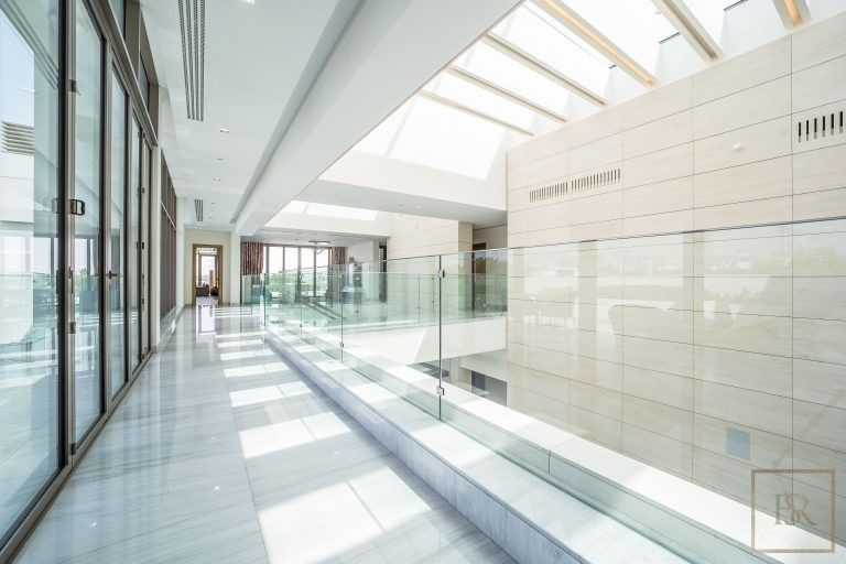 Villa Contemporary 8BR - Mansion District One, Dubai, UAE top for sale For Super Rich