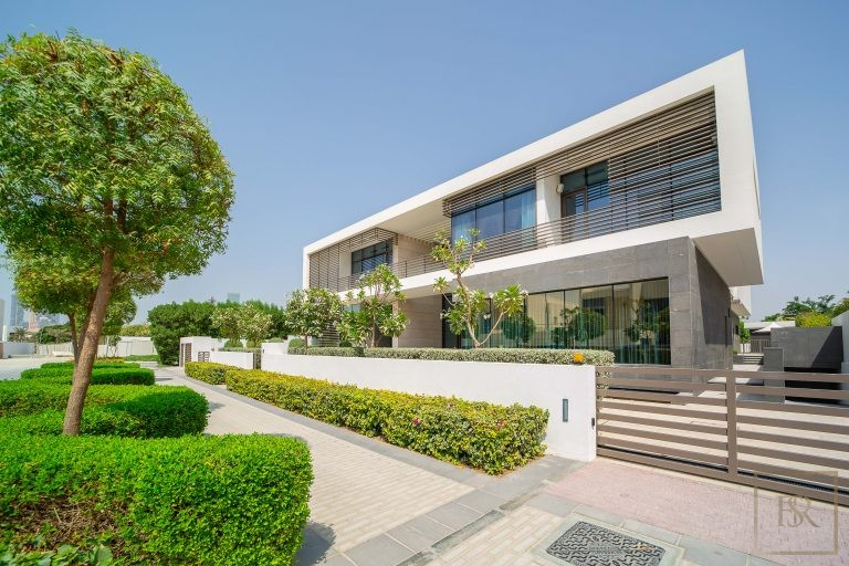 Villa, Mansion District One, Dubai