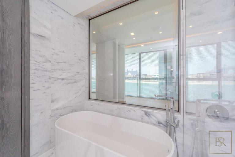 Villa Signature Beachfront Palm Jumeirah - Dubai, UAE best for sale For Super Rich
