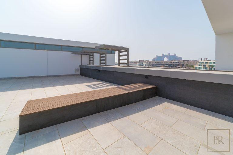 Villa Signature Beachfront Palm Jumeirah - Dubai, UAE price for sale For Super Rich