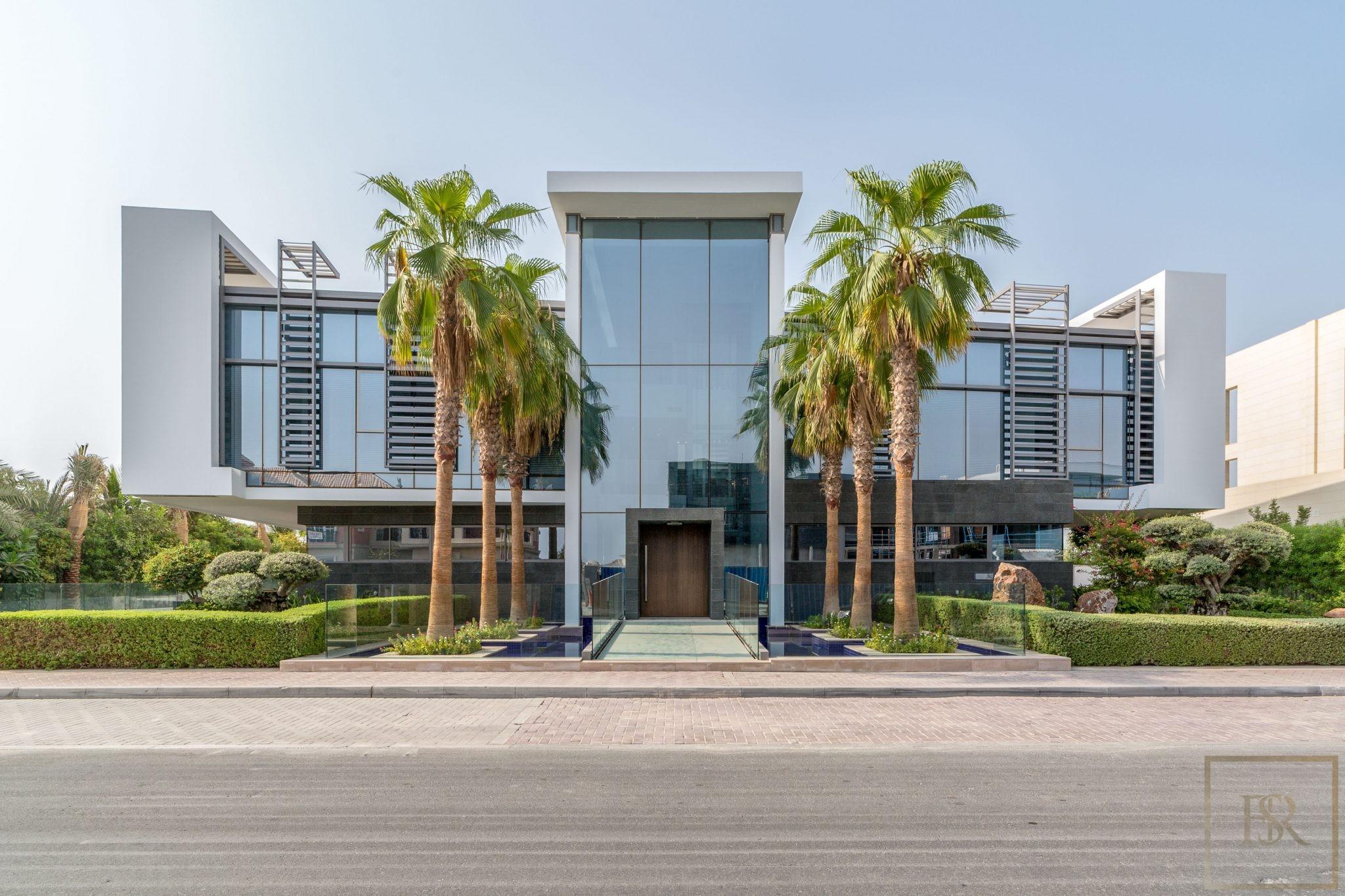 Villa Signature Beachfront Palm Jumeirah - Dubai, UAE for sale For Super Rich