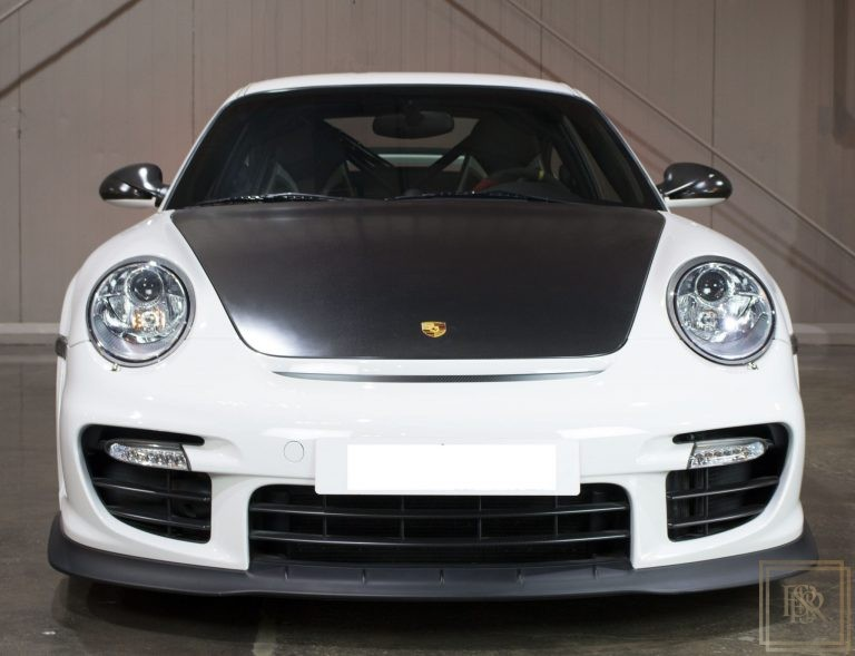 2011 Porsche 911 GT2 RS Half Black leather with Red Alcantara for sale For Super Rich