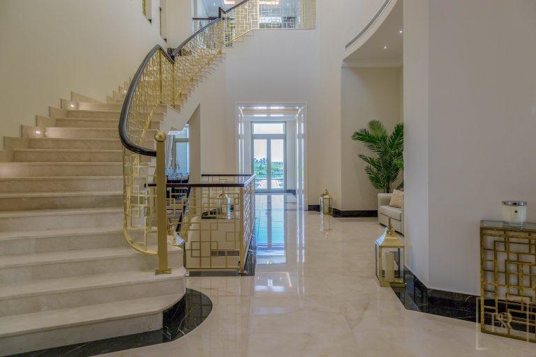 Villa 7 BR - Dubai Hills Grove, Dubai, UAE price for sale For Super Rich