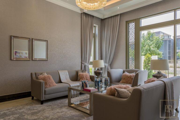 Villa 7 BR - Dubai Hills Grove, Dubai, UAE available for sale For Super Rich