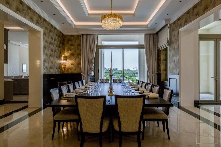 Villa 7 BR - Dubai Hills Grove, Dubai, UAE best for sale For Super Rich