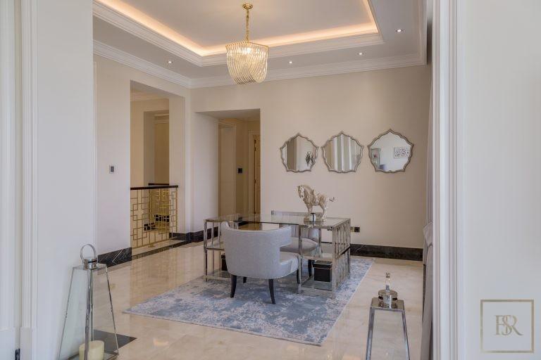 Villa 7 BR - Dubai Hills Grove, Dubai, UAE top for sale For Super Rich