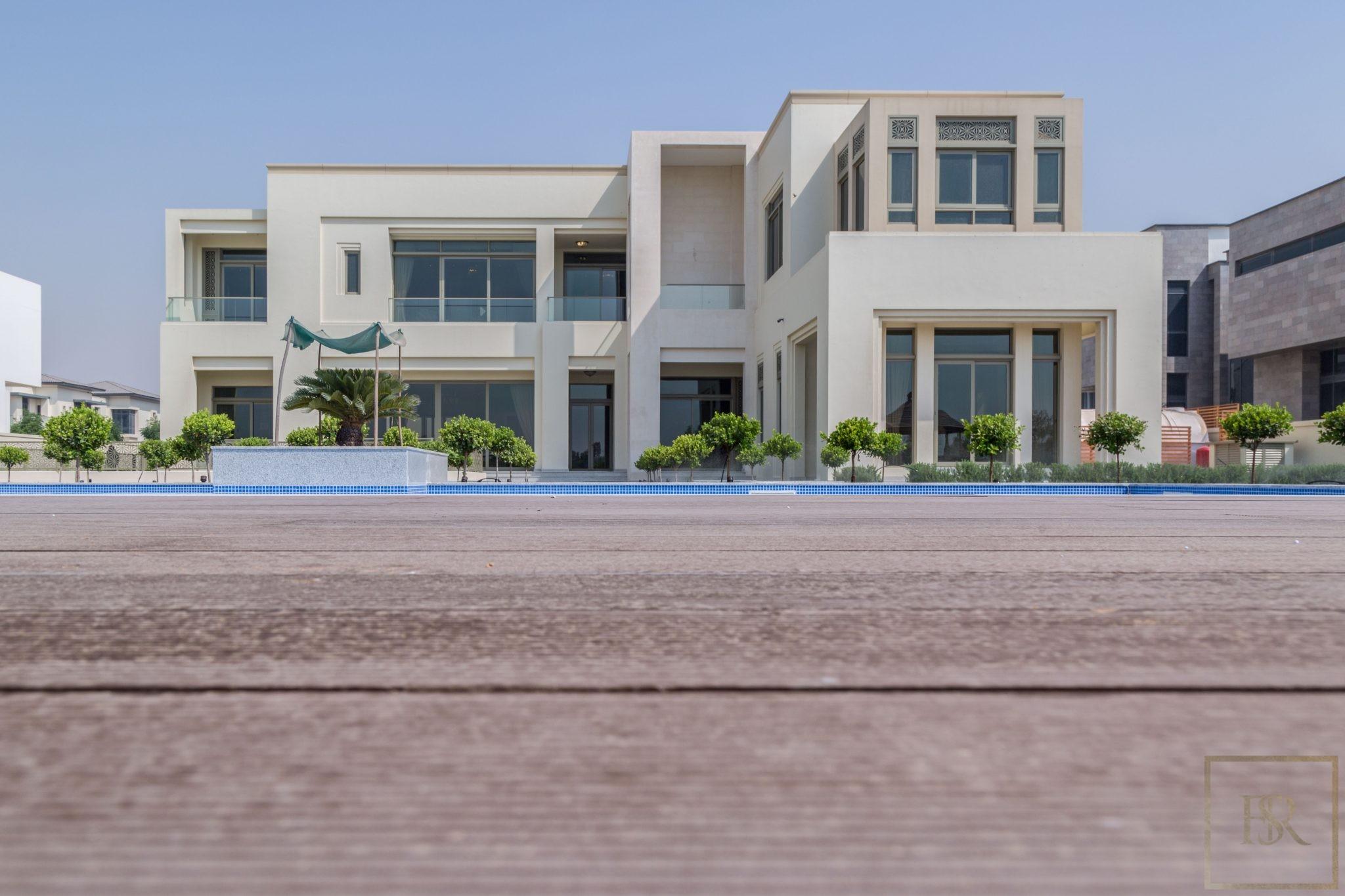 Villa 7 BR - Dubai Hills Grove, Dubai, UAE for sale For Super Rich