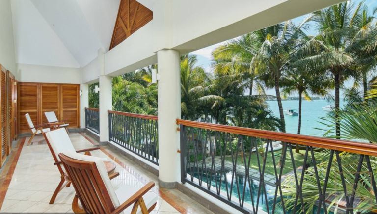 For super rich luxury villa Mauritius Island Mauritius for sale