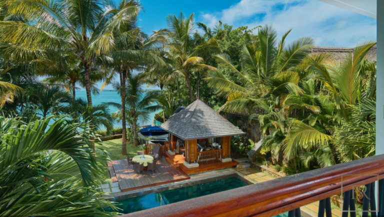 For super rich ultra luxury Villa Mauritius Island Mauritius for sale