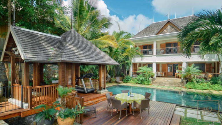 Ultra luxury property Mauritius Island Mauritius for sale