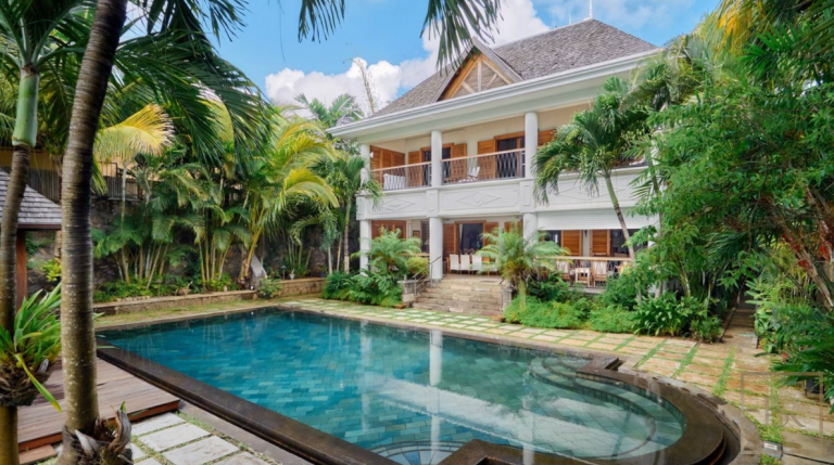Ultra luxury house Mauritius Island Mauritius for sale