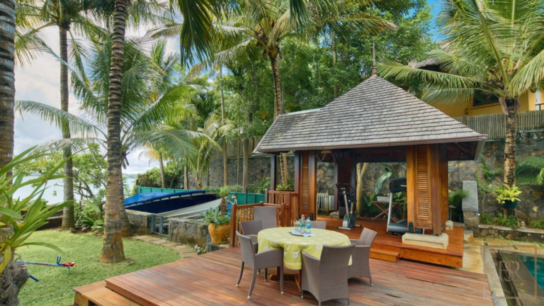 For super rich most expensive villas Mauritius Island Mauritius for sale