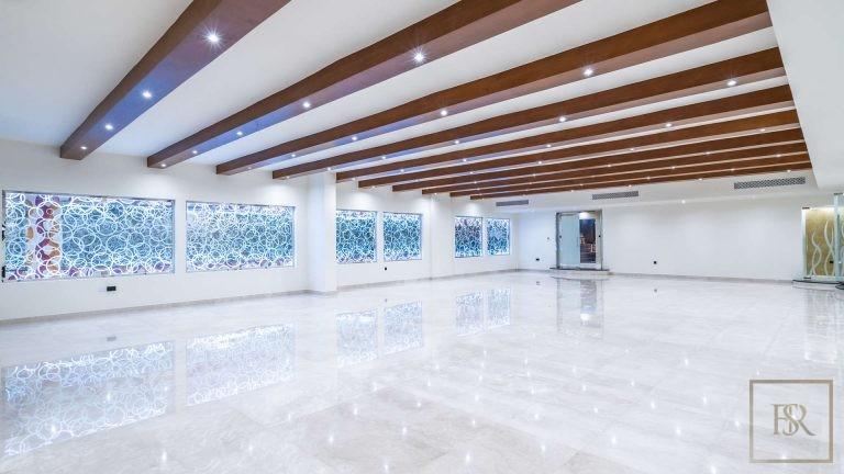 Villa L Sector - Emirates Hills, Dubai, UAE prix for sale For Super Rich