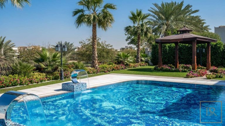 Villa L Sector - Emirates Hills, Dubai, UAE search for sale For Super Rich