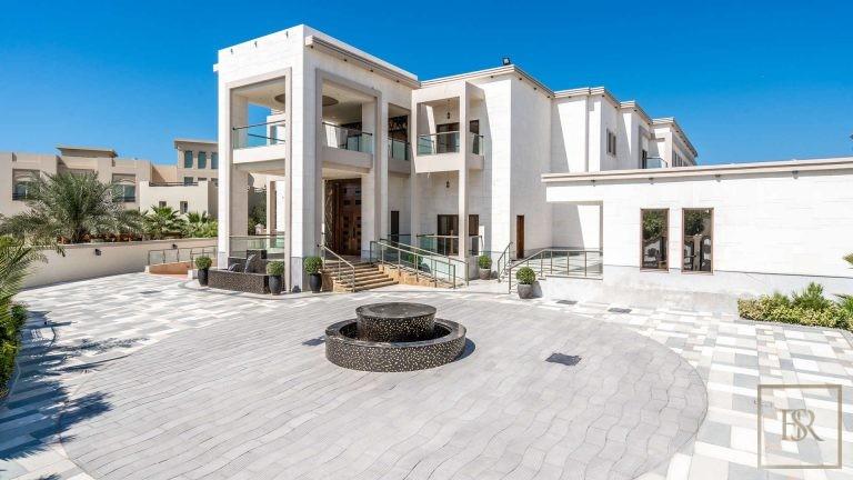 Villa L Sector - Emirates Hills, Dubai, UAE buy for sale For Super Rich