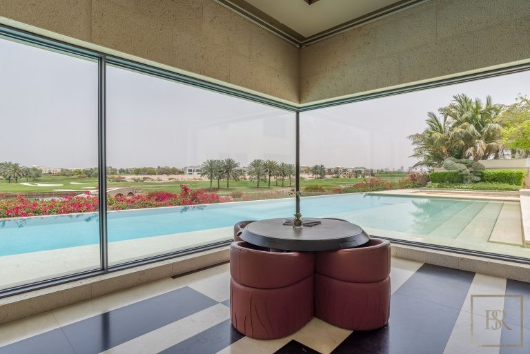 Villa High-end 7 bedrooms Emirates Hills - Dubai, UAE buy for sale For Super Rich