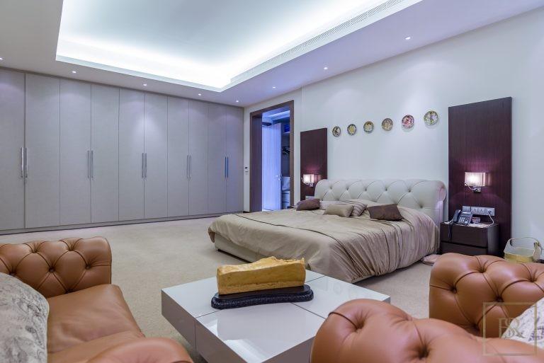 For super rich very expensive villas Dubai UAE for sale