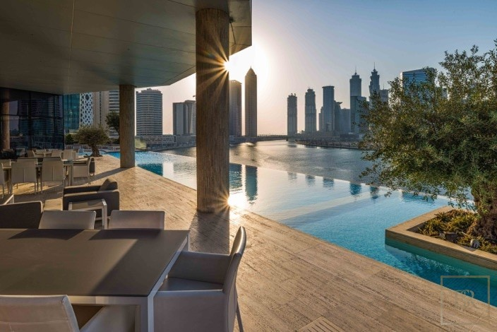 Penthouse, Volante, Business Bay, Dubai