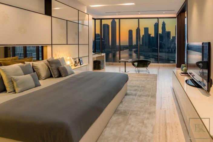 Penthouse 5 Bedrooms - Volante Business Bay, Dubai, UAE price for sale For Super Rich