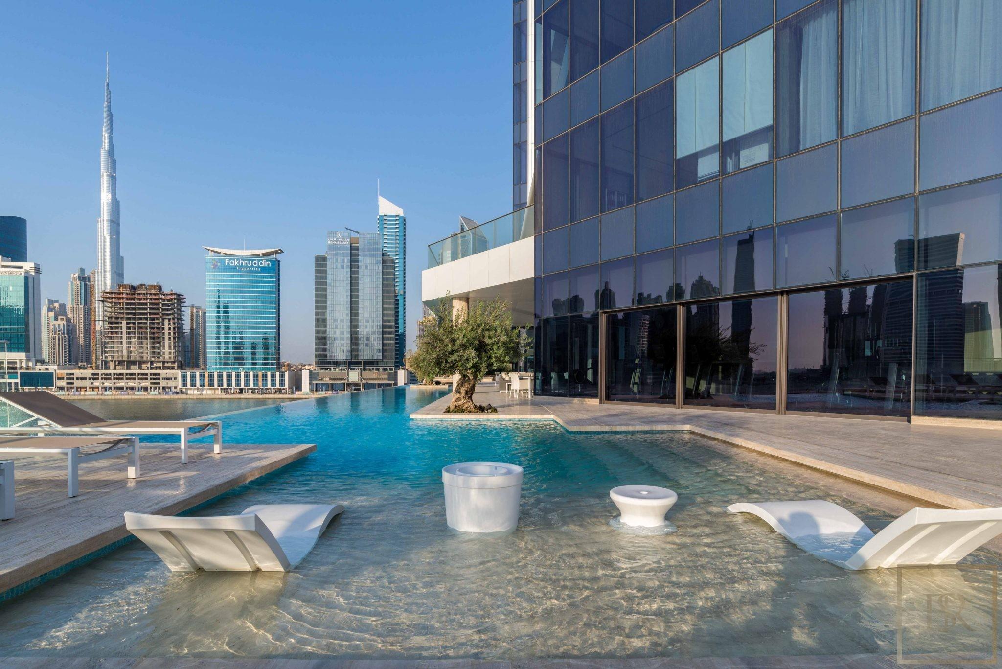 Penthouse 5 Bedrooms - Volante Business Bay, Dubai, UAE for sale For Super Rich
