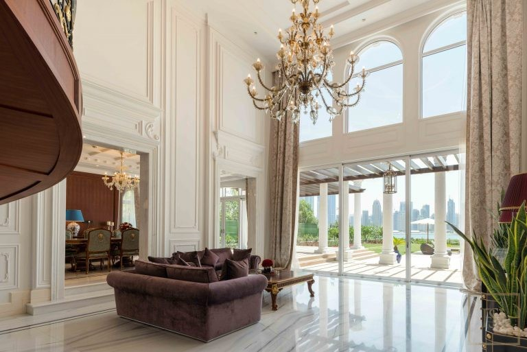 Villa XXII Carat - Palm Jumeirah, Dubai, UAE expensive for sale For Super Rich