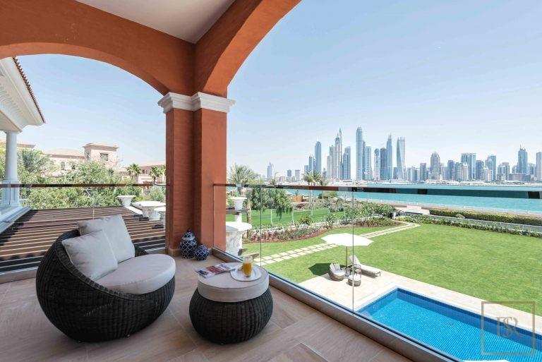 Villa XXII Carat - Palm Jumeirah, Dubai, UAE available for sale For Super Rich