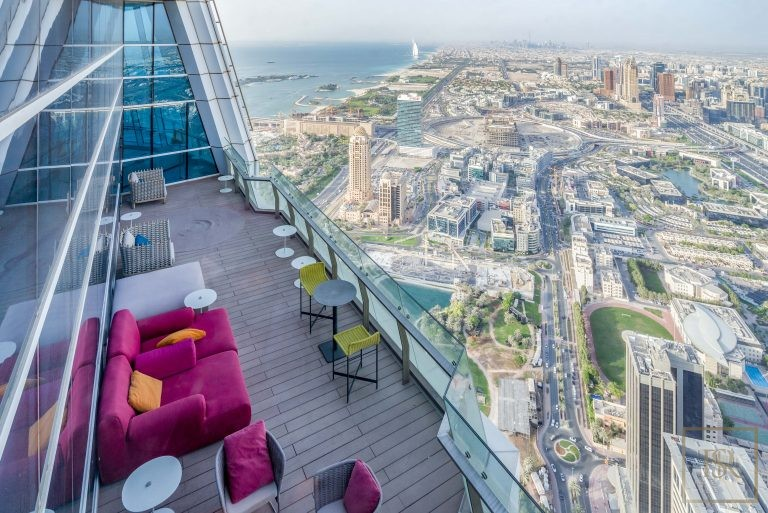 Penthouse Marina 23 Tower - Dubai Marina,  UAE best for sale For Super Rich