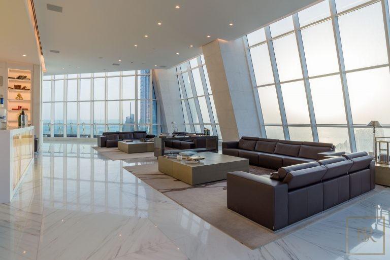 Penthouse Marina 23 Tower - Dubai Marina,  UAE property for sale For Super Rich