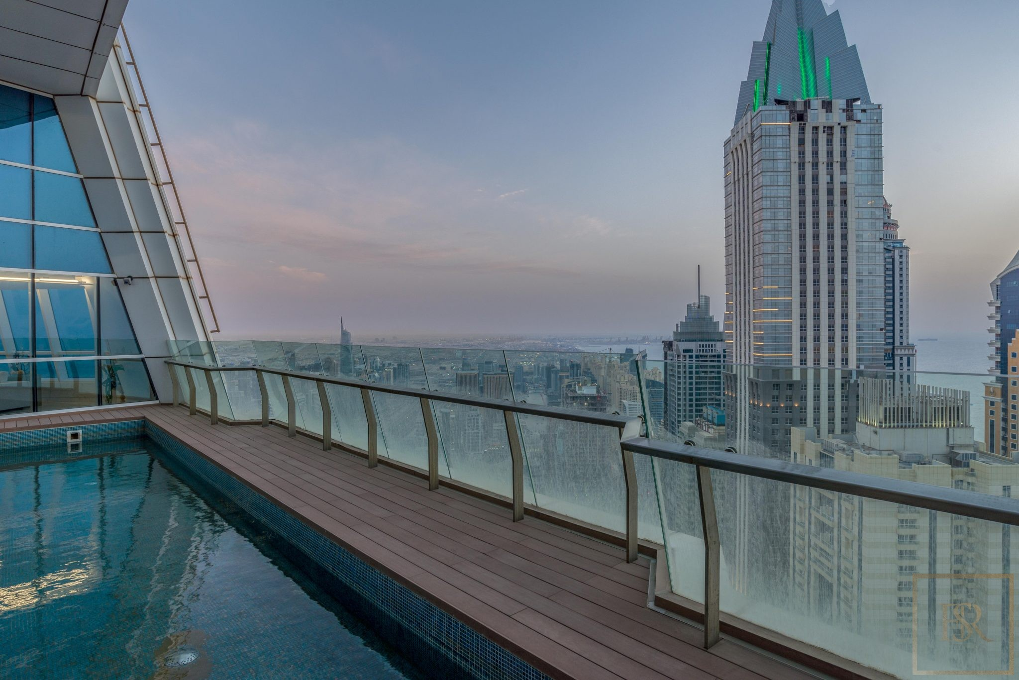 Luxury Penthouse Marina 23 Tower In Dubai For Sale For Super Rich