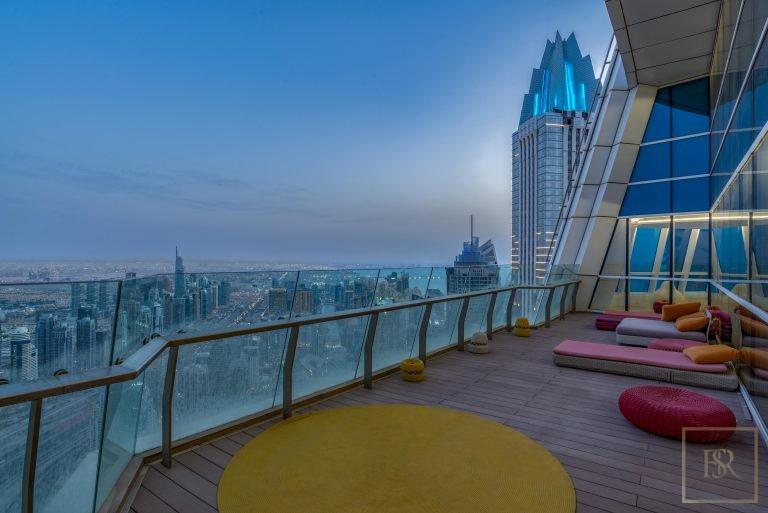 Penthouse Marina 23 Tower - Dubai Marina,  UAE real estate for sale For Super Rich