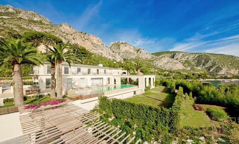 Villa Stunning Sea Views - Èze, French Riviera for sale For Super Rich