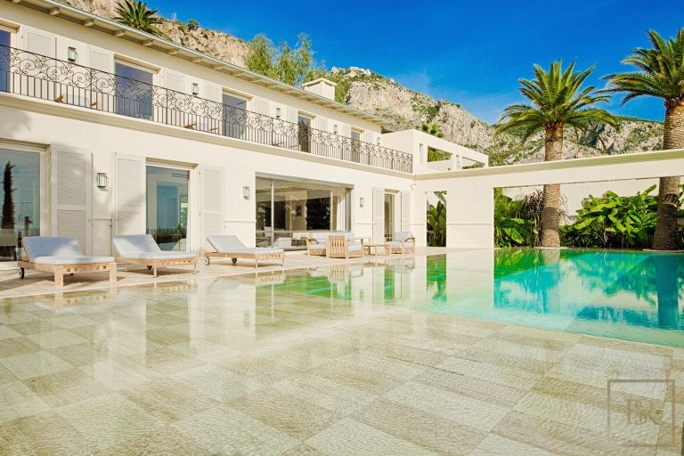 Villa Stunning Sea Views - Èze, French Riviera 9135 for sale For Super Rich