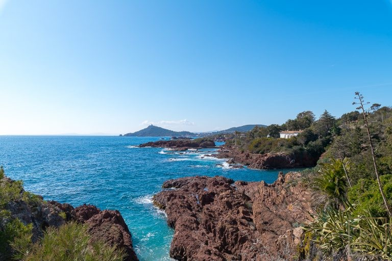 Ultra luxury home Anthéor France for sale French riviera