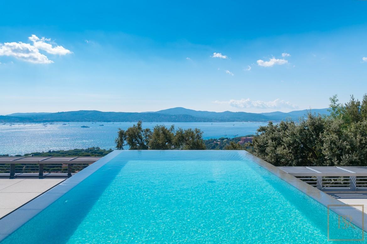 Villa Panoramic Sea View - Grimaud, French Riviera for sale For Super Rich