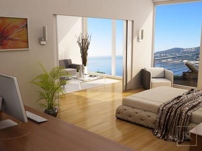 Villa Exceptional View Saint-Jean-Cap-Ferrat, French Riviera Construction plan for sale For Super Rich