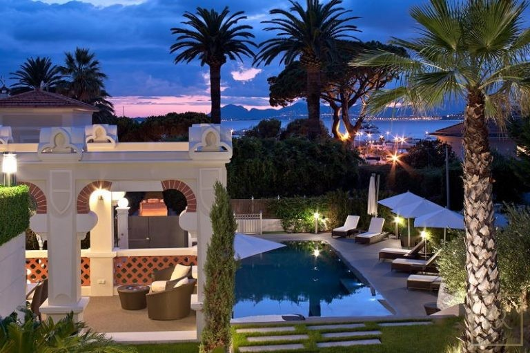 Ultra luxury properties Cap d'Antibes France for rent holiday French riviera