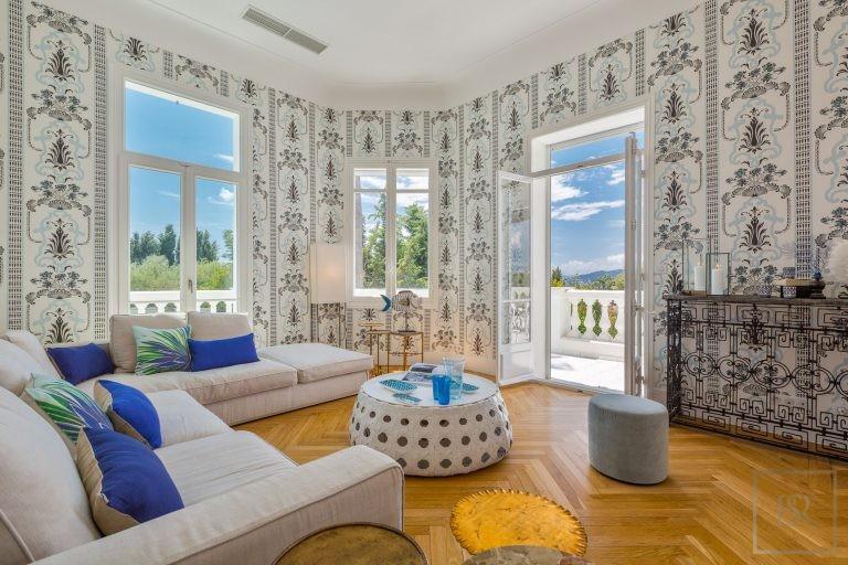 Villa Art Deco 6 BR - Cap d'Antibes, French Riviera Art Deco  rental For Super Rich