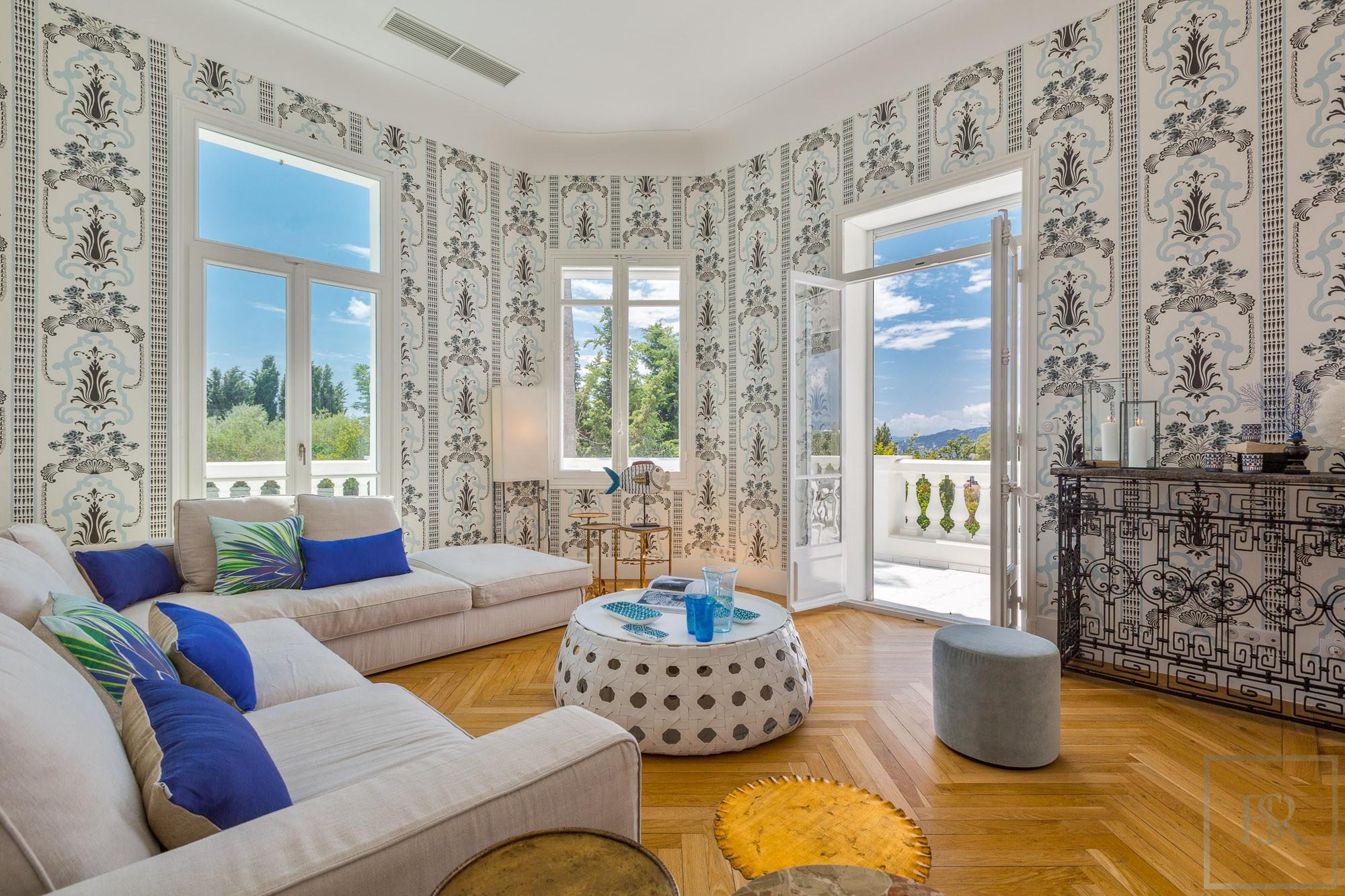 Villa Art Deco 6 BR - Cap d'Antibes, French Riviera rental For Super Rich