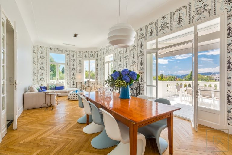 Villa Art Deco 6 BR - Cap d'Antibes, French Riviera available rental For Super Rich