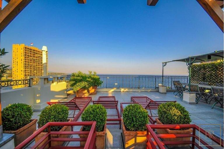 Ultra luxury property Monte-Carlo Monaco for sale